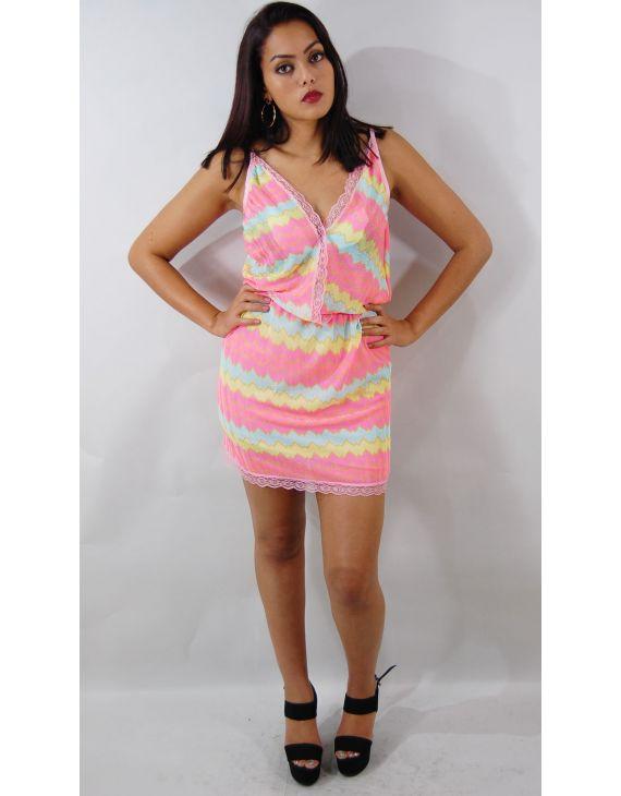 short skirt combination
